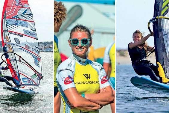 La Calédonie bien représentée surle Tour mondial féminin de slalom