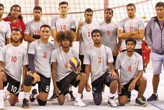 La sélection U20 de volley joue ses premiers matchs à Iaai