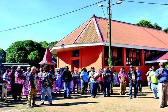 Le temple de Wanap inauguré avec ferveur