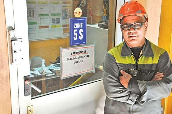Jean-Claude Watanabe, artisan de mesures « anti-Covid-19 » à Doniambo