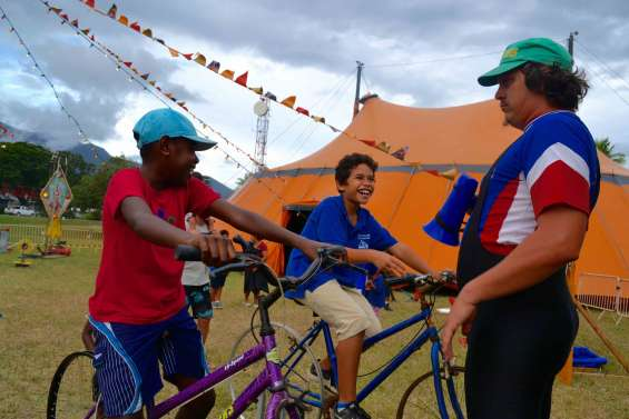 Dernier jour pour profiter de la tournée du Chapitô à Tontouta