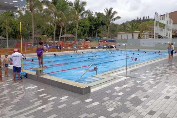 La piscine de La Foa fermée jusqu'à nouvel ordre