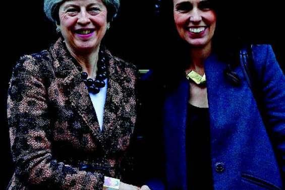 Wellington et Canberra soutiennent Londres