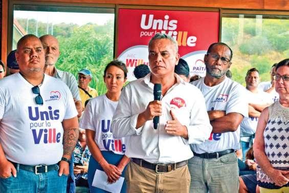 Willy Gatuhau lance officiellement  sa campagne pour les municipales