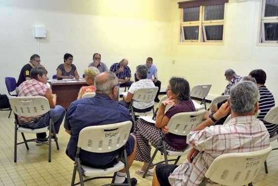 Les habitants de Yahoué font remonter leurs doléances à la mairie