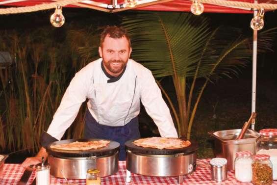 De nouvelles offres de cuisine de rue se font leur place dans l'agglomération