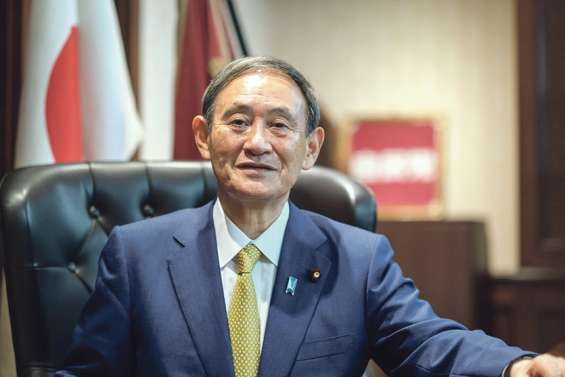 Yoshihide Suga, assuré d'être nommé Premier ministre