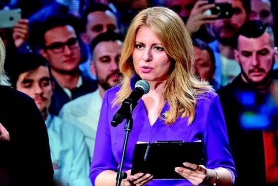Zuzana Caputova remporte largement la présidentielle