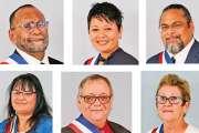 Les portefeuilles des dix adjoints ont été confirmés à Païta