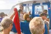 Les anciens de La Foa font la bringue sur l'îlot Maître