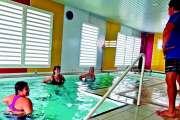 Des cours d'aquabike à Boulouparis