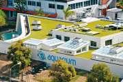 Malfaçons à l'aquarium : satisfaction partielle pour la ville