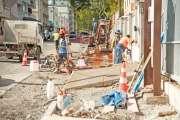 Voiries, trottoirs, éclairages, la ville poursuit la rénovation de ses ouvrages