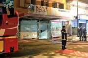 L'incendiaire présumé de la boulangerie Parisiana a été interpellé ce matin