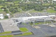 [MàJ] Incendie dans La Tontouta : l'aéroport rouvre ses portes