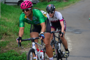 Cyclisme : Chris Jenner et Charlotte Robin remportent la 3e étape du Tour