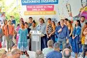 Calédonie ensemble présente son programme pour la sortie de l'accord