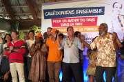 Au 15e congrès de Calédonie ensemble, un soutien surprise pour les provinciales