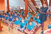 Des contes pour sensibiliser les écoliers à l'environnement