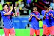 Copa America : la Colombie surprend l'Argentine