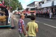[EN DIRECT] Les troupes défilent à Nouméa pour le 14-Juillet