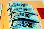 Attention aux fausses coupures de 5 000 francs