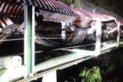 L'incendiaire présumé de la serpentine de Kouaoua sera jugé demain