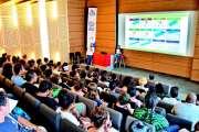 270 futurs étudiants préparent le grand saut