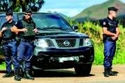 Arrestations en série de voleurs de voitures à La Foa