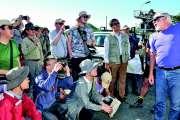 Des géologues internationaux mettent le cap sur le massif de Tiébaghi