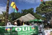 Le FLNKS se mobilise pour le oui au Mwa Ka