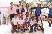 Les jeunes nageurs de Dumbéa se distinguent