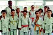Les judokas se perfectionnent durant trois jours