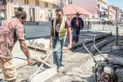 La mairie veut rendre les trottoirs de la ville aux piétons