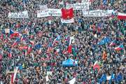 250 000 manifestants à Prague contre le pouvoir