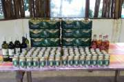 Marché noir d'alcool : 277 bières saisies chez un particulier au Mont-Dore