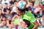 Ligue des champions : Maxence Lacroix, le jeune
