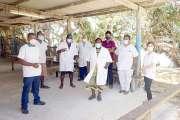 Les Vacci'tribs, des équipes de volontaires sur le front à Nengone