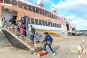 Le temps d'un rapatriement à Lifou, le Betico a repris la mer