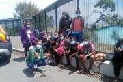 Les étudiants confinés à Lifou sont de retour à Ouvéa