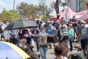 Manifestation des antivax à Nouméa: une partie de la classe politique scandalisée