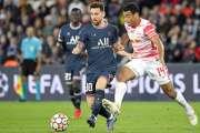 Un doublé de Messi sort le Paris SG du piège Leipzig