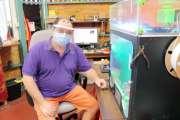 Mont-Dore : il fabrique des visières de protection à l'aide de son imprimante 3D