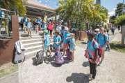 Récréation, évaluation, sport: les règles changent à l'école
