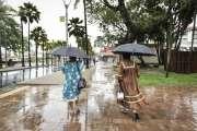 Vers le mois de janvier le plus pluvieuxjamais enregistré