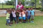 Les petits de Drehu ont bien retrouvé leurs écoles et ont repris les cours