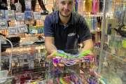 Valentin Yvorra, créateur et fabricant de leurres de pêche à la traîne