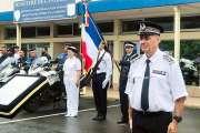 Jean-Marie Cavier installé à la tête de la police nationale