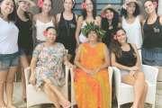 Miss Tahiti 2021 se prépare