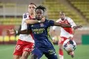 Football: Lyon renaît à Monaco et rêve encore d'Europe
